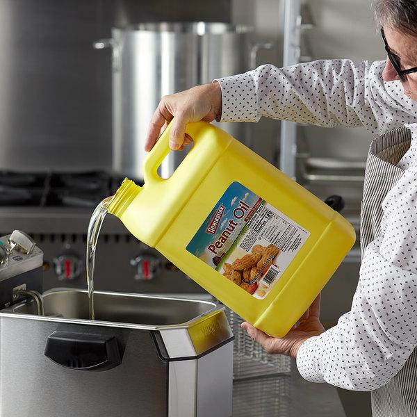 Admiration 17.5 lb. 100% Peanut Oil - 2/Case Main Image 3