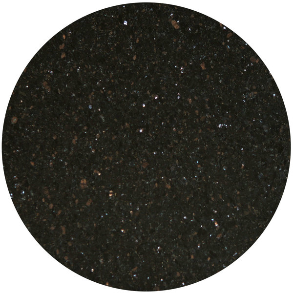 Art Marble Furniture G Round Black Galaxy Granite Tabletop - 30 round marble table top