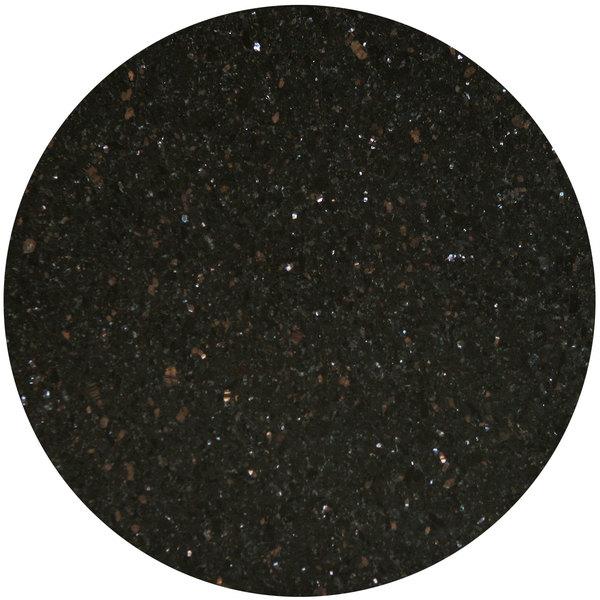 "Art Marble Furniture G206 54"" Round Black Galaxy Granite Tabletop Main Image 1"