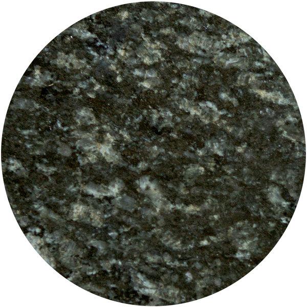 "Art Marble Furniture G203 30"" Round Uba Tuba Granite Tabletop Main Image 1"