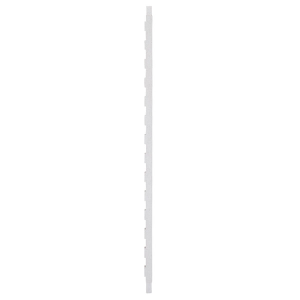 "Cambro CSP64480 Camshelving® Premium 64"" Stationary Post"