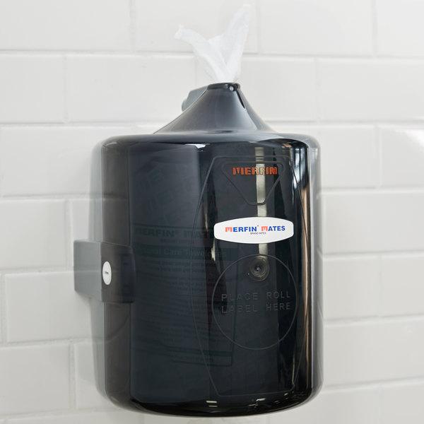 Merfin Mates 51002MM Moist Towelette Center-Pull Dispenser