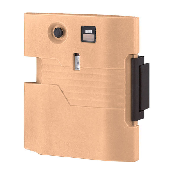 Cambro UPCHTD8002157 Coffee Beige Heated Retrofit Top Door for Cambro Camcarrier - 220V (International Use Only)