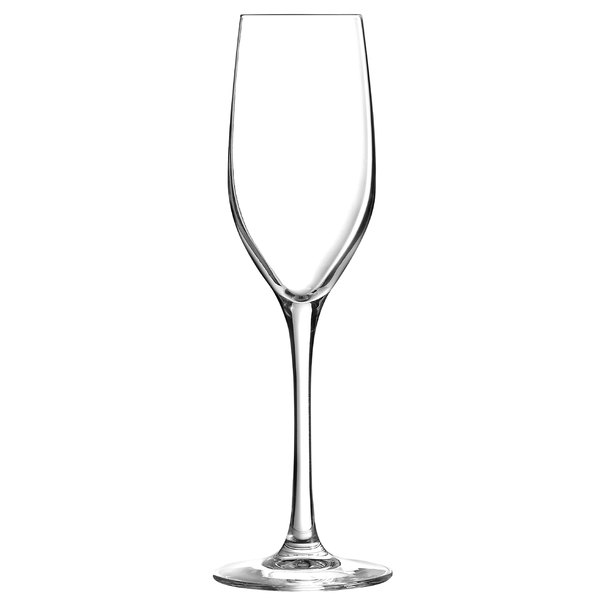 Chef & Sommelier L5640 Sequence 6 oz. Flute Glass by Arc Cardinal - 12/Case