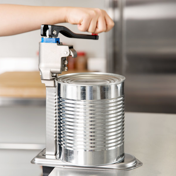 """Vollrath BCO-5000 Redco EaziClean Heavy Duty Can Opener with 16"""" Bar"""