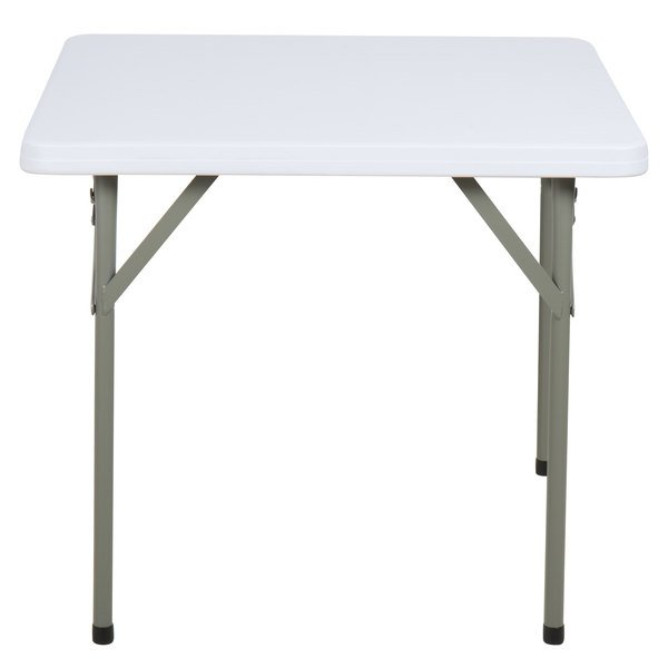 This Folding Tableu0027s High Impact, Blow Molded Polyethylene Top Will Not  Crack, Chip, Or Peel, So It Can Be Used In Almost Any Setting.