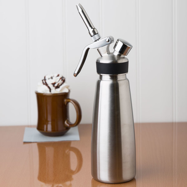 5 Liter Stainless Steel Whipped Cream Dispenser
