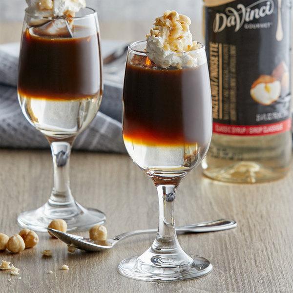 DaVinci Gourmet 750 mL Classic Hazelnut Flavoring Syrup Main Image 2
