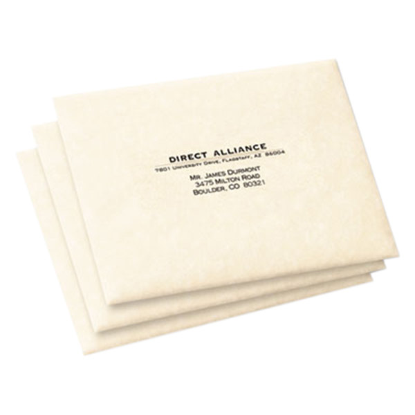 Avery 5662 1 13 X 4 Easy Peel Clear Mailing Address Labels 700box