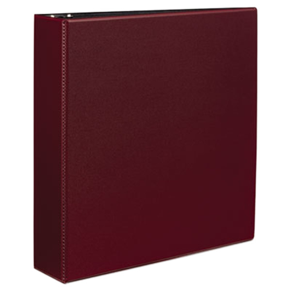"""Avery 27552 Burgundy Durable Non-View Binder with 2"""" Slant Rings"""