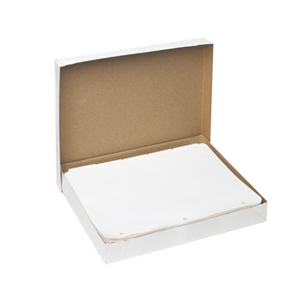 Avery 11506 Write-On 5-Tab White Paper Divider Set - 36/Box Main Image 1