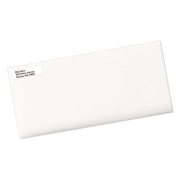 return address labels 5267
