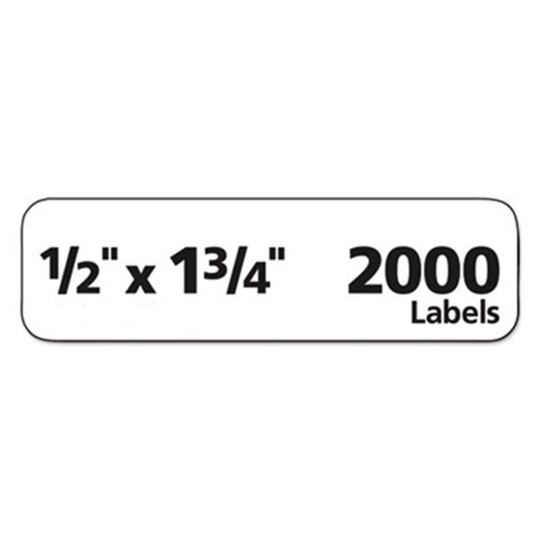 avery 5267 easy peel 1 2 x 1 3 4 printable return address labels