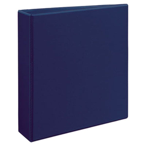 "Avery 17034 Blue Durable View Binder with 2"" Slant Rings Main Image 1"