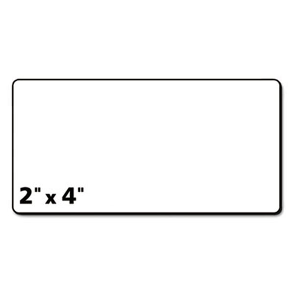 avery 5263 trueblock 2 x 4 white shipping labels 250 pack