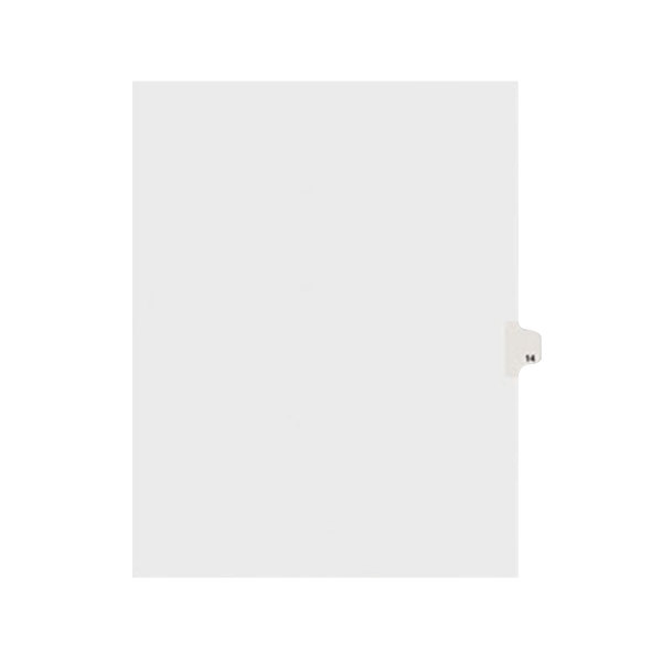 Avery 11924 Individual Legal Exhibit #14 Side Tab Divider - 25/Pack Main Image 1
