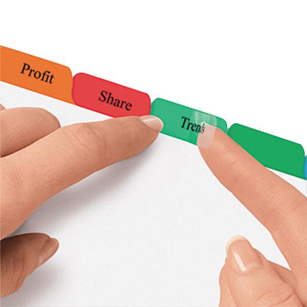 avery tabbing strips