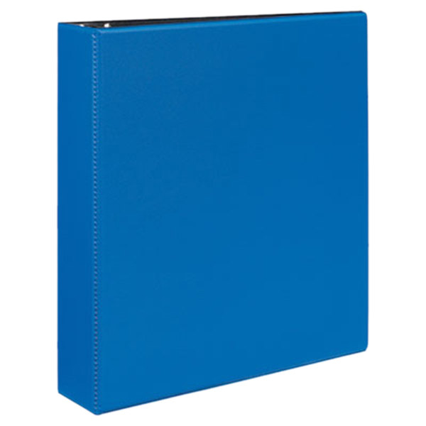 """Avery 27551 Blue Durable Non-View Binder with 2"""" Slant Rings"""