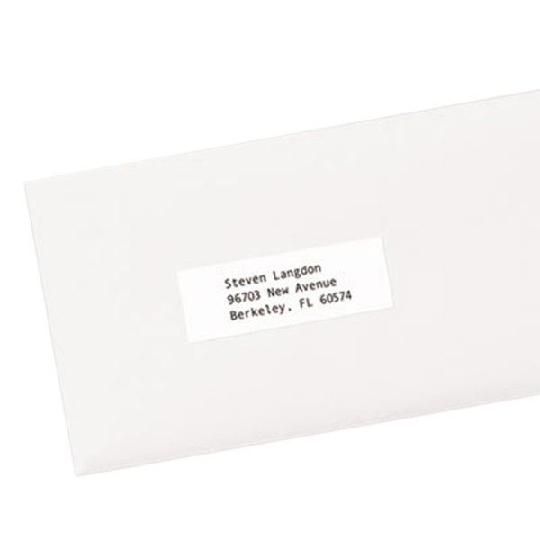 Avery 5351 1 x 2 1316 white copier mailing address labels 3300box main picture image preview saigontimesfo