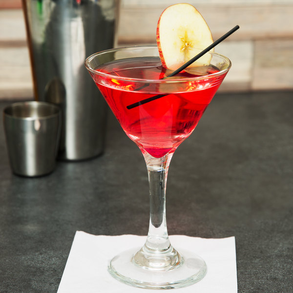 Libbey 3733 Embassy 7.5 oz. Martini Glass - 12/Case Main Image 2