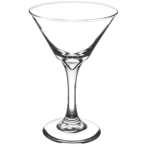 Libbey 3733 Embassy 7.5 oz. Martini Glass - 12/Case