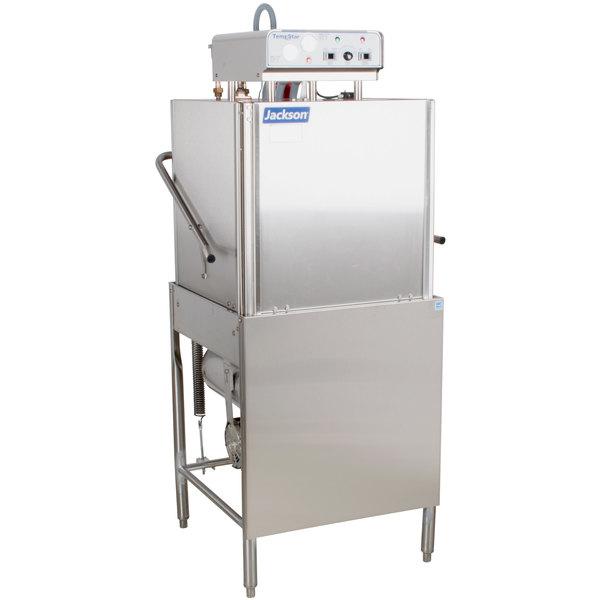 Jackson TempStar High Temperature Door Type Dish Washer, No Booster - 208/230V, 1 Phase Main Image 1