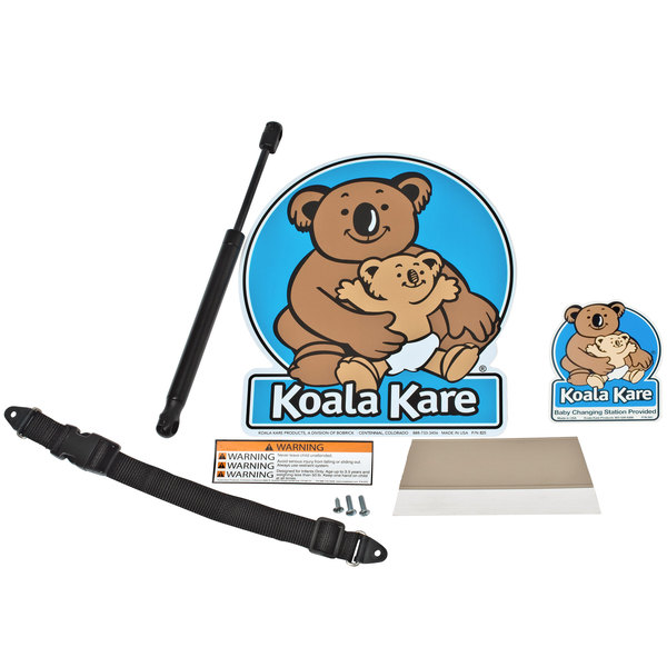 Koala Kare 1062-KIT Changing Station / Table Refresh Kit Main Image 1