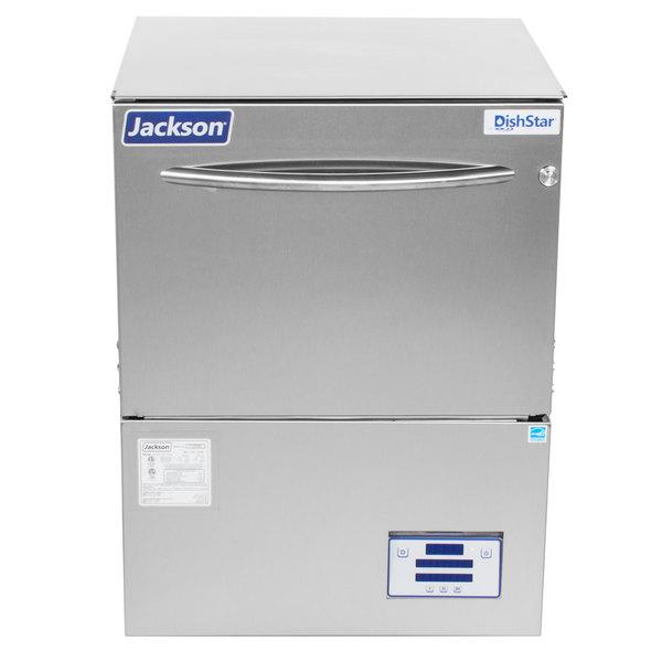 Jackson DishStar HT-E Energy Efficient High Temp Undercounter Dishwasher - 208/230V, 1 Phase Main Image 1