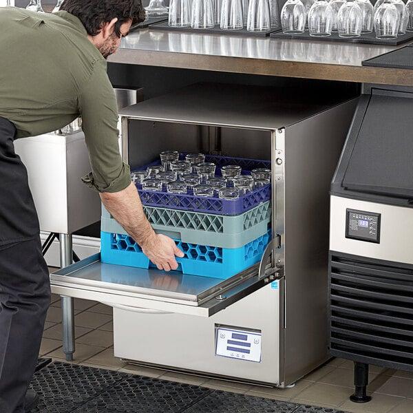 Jackson DishStar HT-E Energy Efficient High Temp Undercounter Dishwasher - 208/230V, 1 Phase Main Image 6