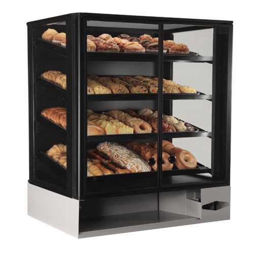 Structural Concepts Impulse CSC3223 Non Refrigerated Countertop Bakery Display Case Merchandiser 32