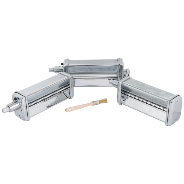 KitchenAid KSMPRA Pasta Roller Attachment and Cutter Set for KitchenAid  Stand Mixers (Formerly KitchenAid KPEX)
