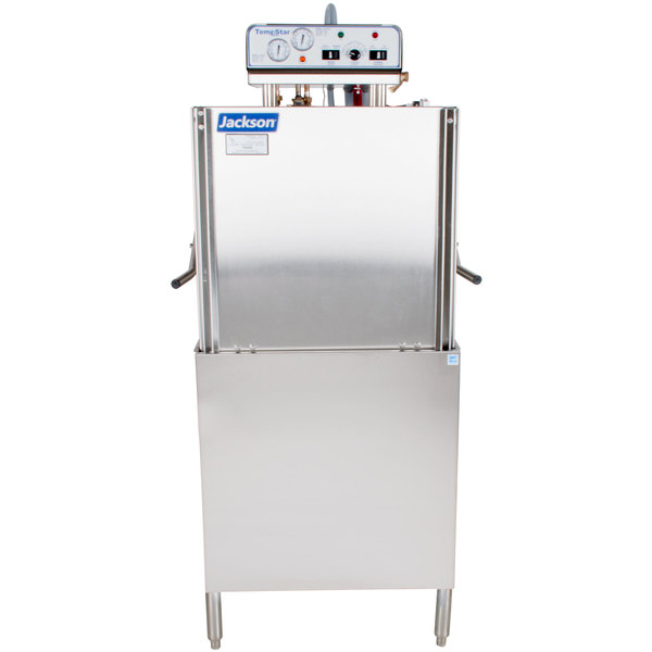 Jackson TempStar High Temperature Door Type Dish Washer with Electric Booster Heater - 208/230V, 1 Phase Main Image 1