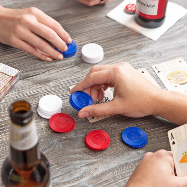 Bicycle 2-Gram Plastic Poker Chips Main Image 6