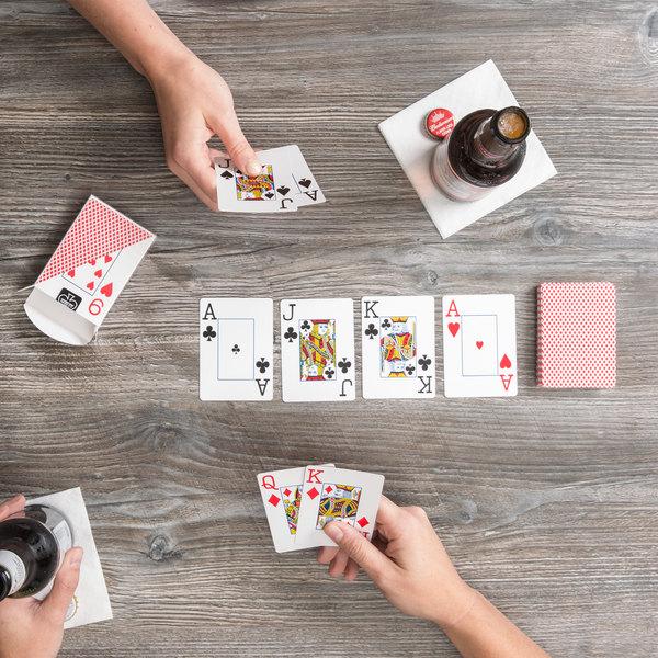 """Bee"" Jumbo Font Playing Cards Main Image 5"