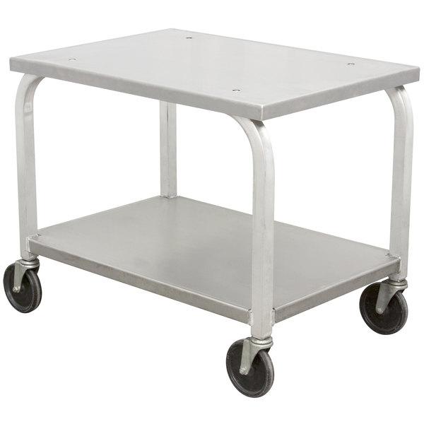 "DoughXpress DXC-3 Mobile Cart - 21 1/4"" x 30"" x 25"""