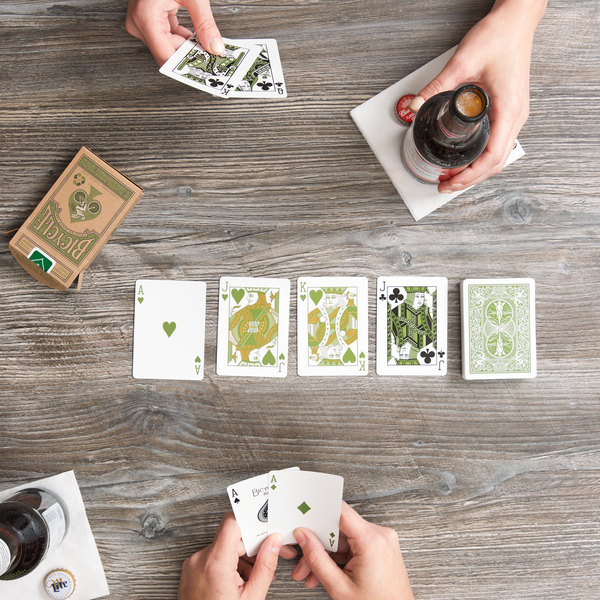 Bicycle Eco Edition Playing Cards. Image Preview ...