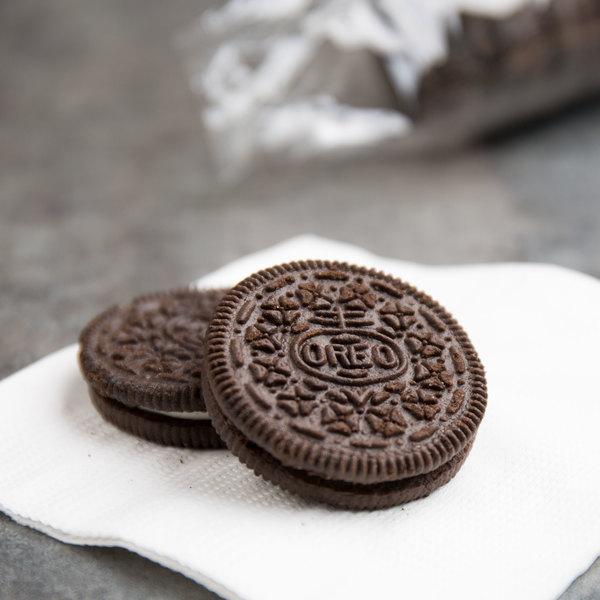 Nabisco Whole Oreo Cookies 5 oz. Sleeve - 24/Case Main Image 3
