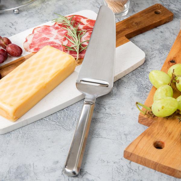 "TableCraft 4336 11"" Stainless Steel Cheese Plane"