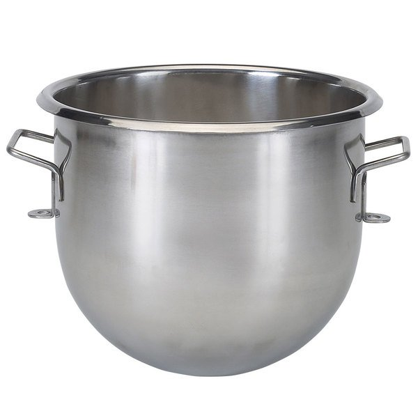 Globe XXBOWL-40 40 Qt. Stainless Steel Mixing Bowl for SP40 Mixer Scratch and Dent
