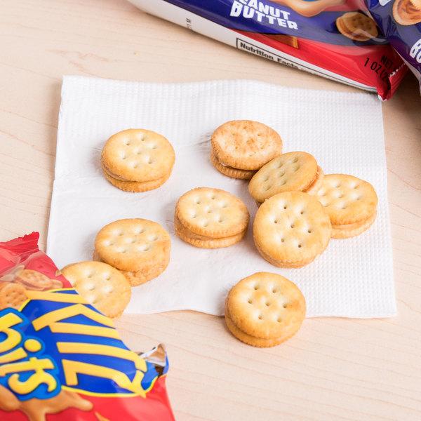 Nabisco 1 oz. Ritz Bits Peanut Butter Snack Pack - 48/Case