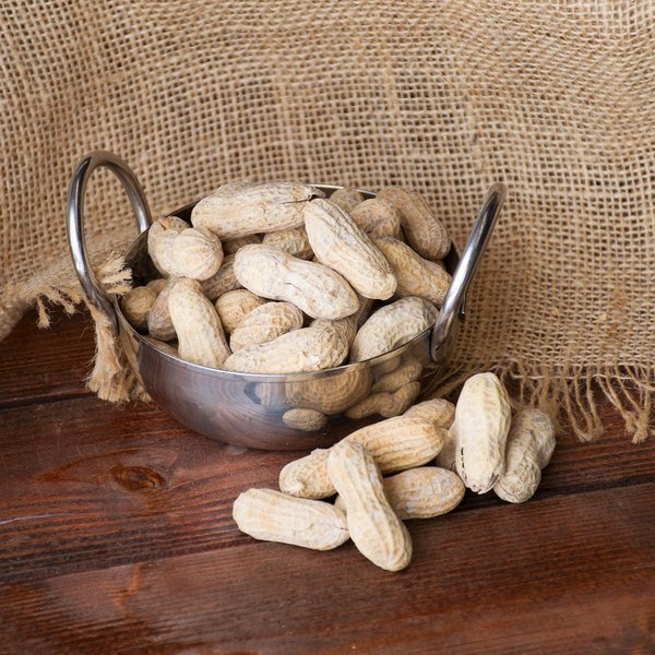 Hampton Farms 25 lb. Salted In-Shell Peanuts