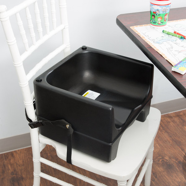 Peachy Lancaster Table Seating Black Dual Height Plastic Booster Seat With Strap Dailytribune Chair Design For Home Dailytribuneorg