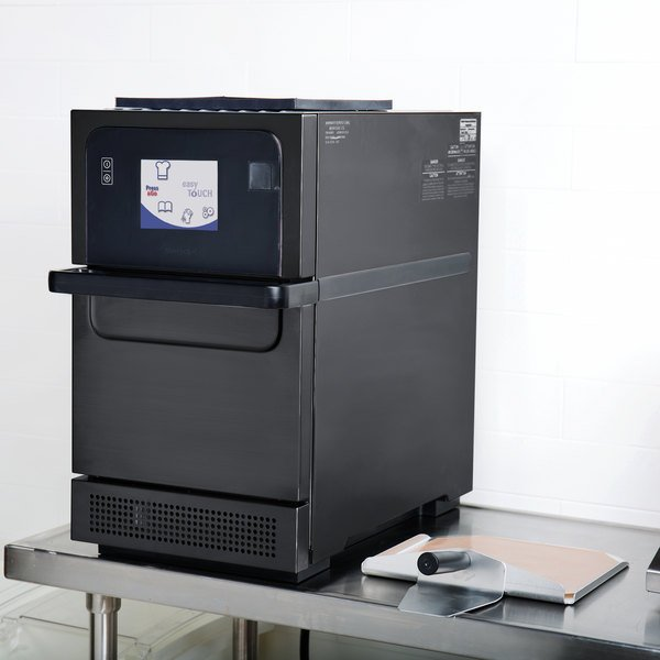 Merrychef eikon e2s Trend High-Power High-Speed Accelerated Cooking Countertop Oven - 208/240V Main Image 5