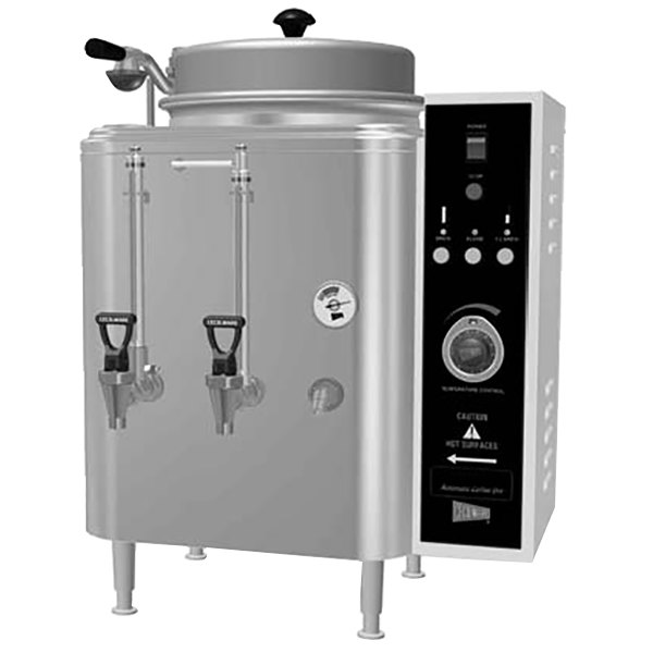 Cecilware CH75N Single 3 Gallon Chinese Hot Tea Urn - 208/240V, 3 Phase