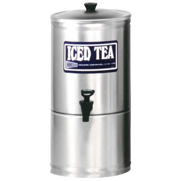 "Cecilware ""S"" Series S3 3 Gallon Iced Tea Dispenser"
