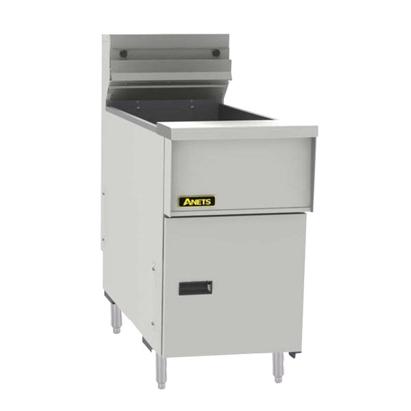 Anets AEH-BNB-14 Bread and Batter Cabinet Fry Dump Station Main Image 1