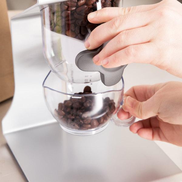 Zevro Kch 06140 Smartspace Countertop 3 Liter Single Canister Dry Food Dispenser