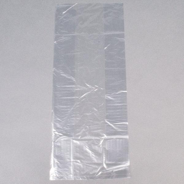 """Elkay Plastics 8G084021 Plastic Food Bag 8"""" x 4"""" x 21"""" - 1000/Box"""