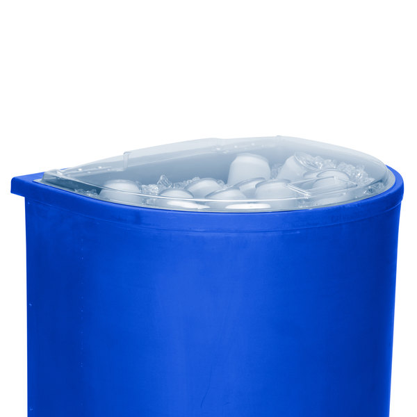 IRP Iceberg 500 Portable Beverage Cooler Tilt Lid