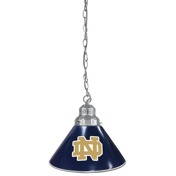 Holland Bar Stool BL1CHND-ND University Of Notre Dame Logo